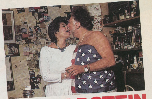 Goldstein VV kiss